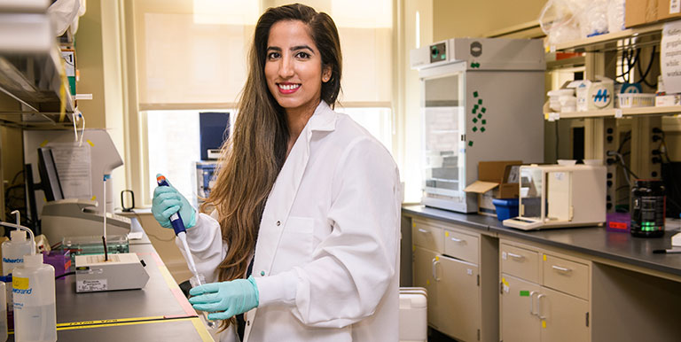 Jaapna Dhillon, PhD, is a researcher and assistant professor of nutrition and exercise physiology at the University of Missouri.